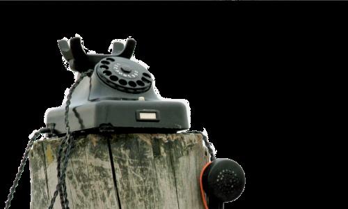 Alte Telefonanlage